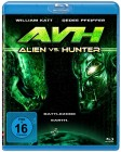 AVH: Alien vs. Hunter [Blu-ray] OVP