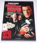 Deathly Weapon DVD mit Steven Seagal - OVP - Neuwertig -