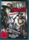 Django vs. Zombies DVD David A. Lockhart NEUWERTIG
