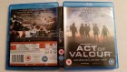 Blu-Ray ** Act of Valuor *Uncut*UK*Action*RAR*