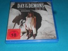 DAY OF THE DEMONS - 13/13/13 [BLU-RAY] NEU & OVP - FSK 18