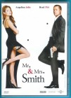 Mr. & Mrs. Smith DVD Brad Pitt, Angelina Jolie NEUWERTIG