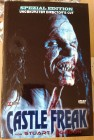 Castle Freak - Spezial Edition - Cover A - Neu - DVD