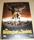 Fulci : Geisterstadt der Zombies XT Mediabook Cover B 2014