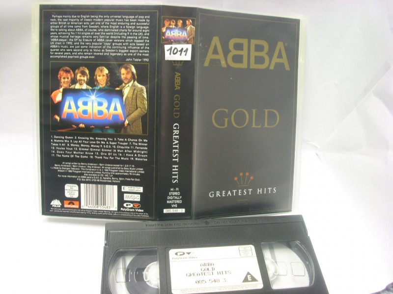 1011 ) Abba gold Greatest Hits