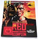 Red Scorpion Blu-ray - Neu - OVP - in Folie - Steelbook -
