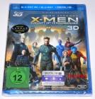 X-Men Zukunft ist Vergangenheit Blu-ray 3D - Neu - OVP -