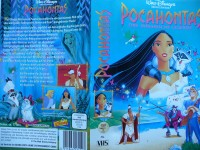 Pocahontas ...   Walt  Disney !!!