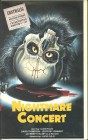 Nightmare Concert (UNCUT) JPV VHS)