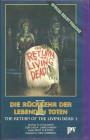Die Rückkehr der lebenden Toten 1 (VHS) JPV (UNCUT)