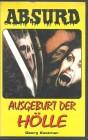Absurd - Ausgeburt der Hölle (VHS) UNCUT (JPV)