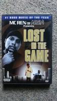 MC Ren of N.W.A Lost in the Game US HipHop DVD