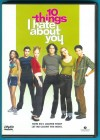 10 Dinge, die ich an dir hasse DVD Import mit deutschem Ton