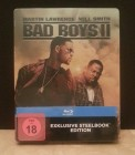 Bad Boys 2 - Limited Uncut - Blu ray Steelbook - NEU&OVP
