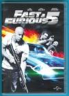 Fast & Furious 5 DVD Paul Walker, Vin Diesel s. g. Zustand