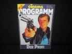 CINEMA Programm Nr. 32 - Der Profi