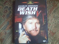 Death Wish 5 - Charles Bronson - MGM uncut dvd !!!!
