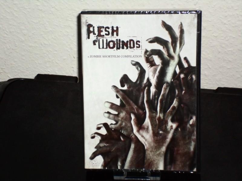 Flesh Wounds - A Zombie Shortfilm Compilation