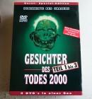 Gesichter des Todes 2000 Teil 1-3 Uncut Special-Edition DVDs