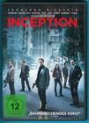 Inception DVD Leonardo DiCaprio sehr guter Zustand