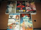VHS - Sammlung - VCL Kleine Cover - Wut im Bauch - Bliss...
