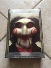 Saw Trilogy mit Maske | Jigsaw