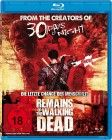 Remains Of The Walking Dead [Blu-ray] OVP