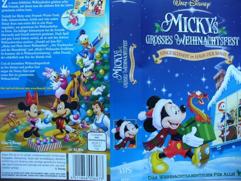 Micky´s grosses Weihnachtsfest ... Walt Disney !!! kaufen | Filmundo