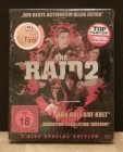 The Raid 2 - Uncut Blu ray Steelbook - *OOP RAR* NEU&OVP