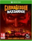 CARMAGEDDON - MAX DAMAGE - DEUTSCH / UNCUT - XBOX ONE - NEU