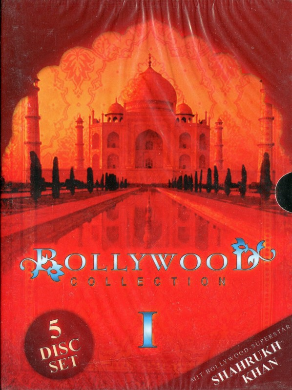 Bollywood - Bollywood Collection I (5 Disc Set / Schuber)