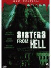 LP: Sisters from Hell Red Edition kl.Buchbox