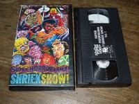 Super Horrorama Shriek Show VHS Something Weird Video