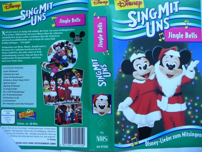 Disney Weihnachtslieder.Sing Mit Uns Jingle Bells Walt Disney Kaufen Filmundo