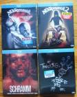 NEKROMANTIK 1 + 2, TODESKING, SCHRAMM, US Blu-rays, HOT LOVE