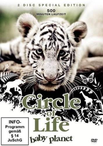 Circle of Life - Baby Planet (2 DVDs) Neuwertig