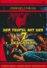 Der Teufel mit den 7 Gesichtern (kleine Hartbox) [DVD] Neu