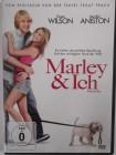 Marley & Ich - Labrador Welpe h�lt Owen Wilson in Trab