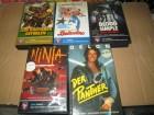 Video 2000 - Sammlung - VPS - NINJA - Der Panther....