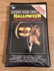 Halloween - Die Nacht des Grauens VHS von Warner (Verleih)