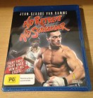 Karate Tiger (No retreat no surrender) Blu Ray von Umbrella