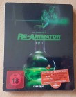 Re-Animator / Bride Of Re-Animator - 2-Disc Steelbook NEU