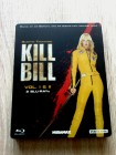 KILL BILL -  VOL. 1 & 2 - STEEL.EDITION /BLURAY/UNCUT