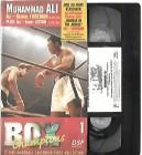 Boxchampions 1 Muhammad Ali PAL VHS MC  (#10)