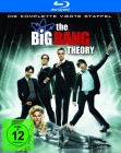 The Big Bang Theory - Die komplette vierte Staffel [Blu-ray]