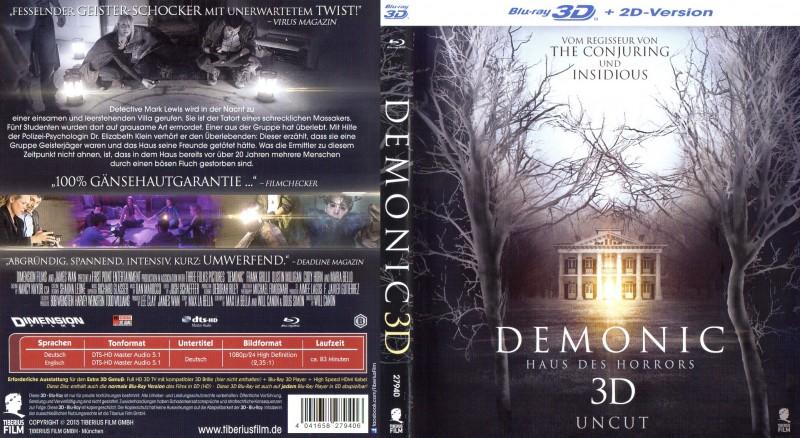 Demonic - 3D