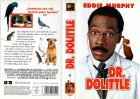 DR. DOLITTLE - 20 CENTURY FOX gr.Cover- VHS