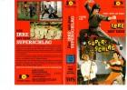 DER IRRE MIT DEM SUPERSCHLAG - JOY gr.Cover- VHS