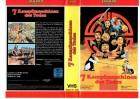 7 KAMPFMASCHINEN DES TODES - JAGUAR gr.Cover- VHS
