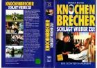 KNOCHENBRECHER SCHLÄGT WIEDER ZU ! - ASCOT gr.Cover- VHS